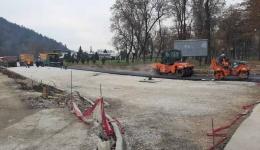 """Се асфалтира улицата """"Крушевска Република"""""""