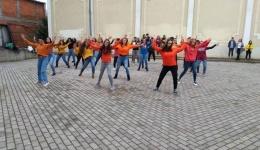"""Гимназијата """"Јосип Броз-Тито""""-Битола се вклучи во кампањата за превенција од насилство"""