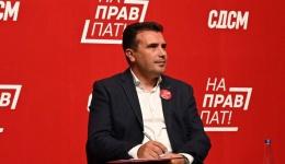 """Утре Заев на трибина """"На прав пат"""" во Битола"""