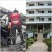"""Горската служба од Битола помагаше во потрага по преживеани во урнатиот хотел """"Мира Маре"""" во Драч"""