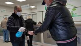Во заедничкиот наплатен центар на јавните претпријатија се преземаат сите мерки за заштита од корана вирусот
