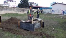 Ставени темели за изградба на покриен базен во Битола
