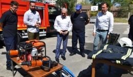 Видимче- Ги  јакнеме  капацитетите на противпожарните единици во Пелагонија