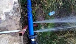 """""""Водовод"""" со апел до жителите на Алинци, да не се оштетува главната водоводна цевка, сторителот да се пријави"""
