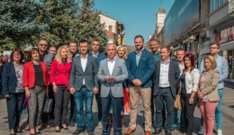 Коњановски:  да ја вратиме  Битола на граѓаните