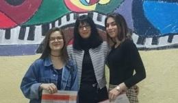 Нашите Злата и Сара со први награди по солфеж на меѓународен натпревар во Словенија