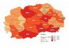 Битола со најголем број  заразени во периодот од 12 до 18 април, покажува извештајот на Институтот за јавно здравје