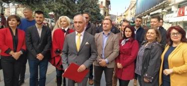 Коњановски - Против сум било какви калкулации и трговија со гласовите за вториот круг