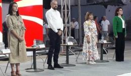 Парите од тендерските постапки остануваат за граѓаните зашто не влегуваат во џебот на градоначалникот, рече Петровска на трибината на СДСМ