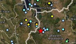 Земјотрес од Костурско почувствуван во Битола